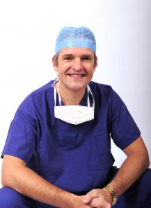 Image of Mr Guy Sterne National Health Service and private hospital surgeon operating from Birmingham